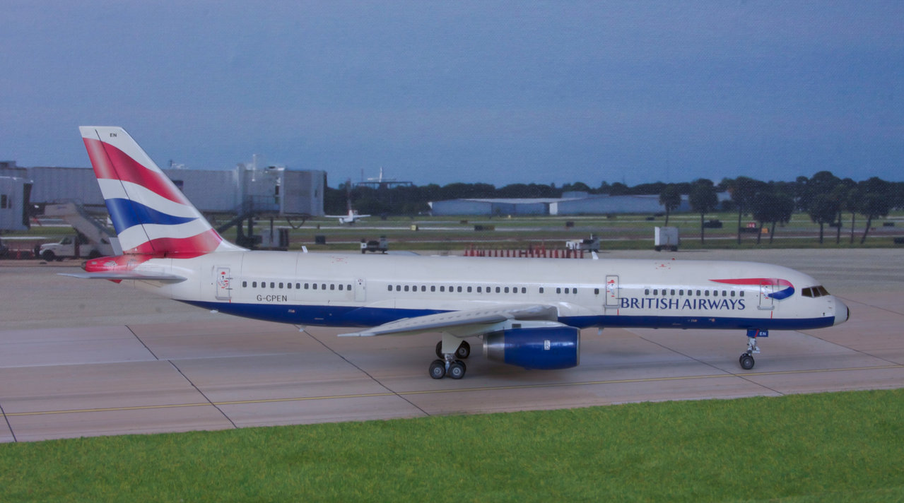 b757 200 pw authentic airliners